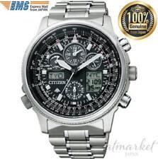 CITIZEN Promaster Sky Eco-Drive solar radio watch PMV65-2271 JAPAN Free shipping