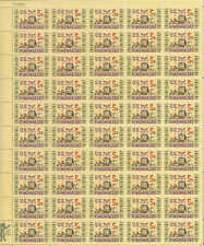 Us stamp - 1964 Homemakers - 50 stamp sheet-scott #1253