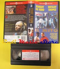 VHS film THE FAN IL MITO 1996 robert de niro wesley sniper 3992 (F54) no dvd