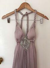 Anna Campbell Silk Maxi Dress (Size XS - Australian Size 6-8)