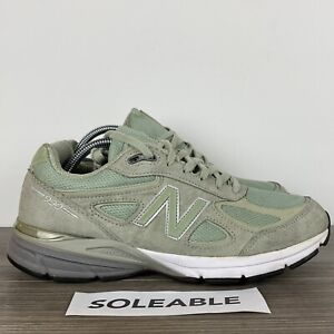 New Balance 990v4 Mint Green M990SM4 Made In USA Men's Size 9.5