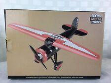 """Vintage 1994 Harley-Davidson Die Cast """"1932 Lockheed Vega"""" HD-3 Airplane Bank"""