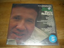 MARTY ROBBINS martys country LP Record - Sealed