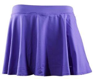 Li Ning Badminton Skorts Ladies Size M Purple Brand New