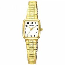 Lorus by Seiko RPH56AX9 Ladies Watch 20m Gold Plated