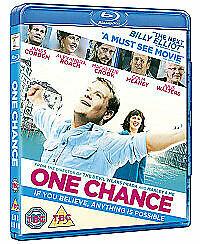 One Chance [Blu-ray] - DVD  Q2VG The Cheap Fast Free Post