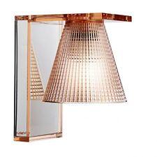 Kartell Light-air Lampada Applique Ambra