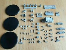 Warhammer Forgeworld Imperial Guard Astra Elysian Drop Heavy Bolter Weapon Teams