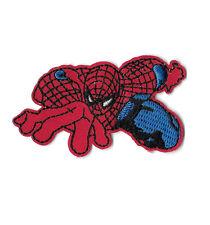 Spiderman - Spider Web - Cartoon - Comics -  Iron On Patch - B