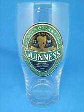 More details for new guinness st james gate dublin irish extra stout pub beer man cave pint glass