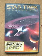 Star Trek, The Collector's Edition, The Next Generation Episodes 16-18 (DVD)