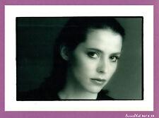 PHOTO DE PRESSE CINÉMA : L'ACTRICE FRANÇAISE CORINNE DACLA VERS 1980/1985  -K39