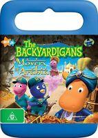 E21 BRAND NEW SEALED Backyardigans - Movers Of Arabia (DVD, 2009) Region 4 AUS