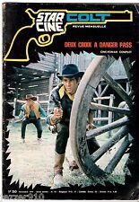 STAR-CINE COLT n°15 ¤ 1971 ¤ DEUX CROIX A DANGER PASS ¤ ROMAN PHOTO