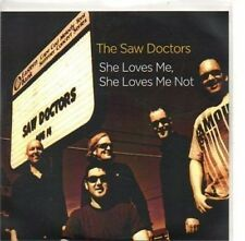 (AS953) The Saw Doctors, She Loves Me She Loves - DJ CD