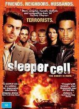 Sleeper Cell : Series 1 (DVD, 2006, 4-Disc Set) Brand New, Genuine & Sealed (D44