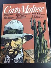 CORTO MALTESE ANNO 3/1985 1/12 - ANNATA COMPLETA HUGO PRATT - MILANO LIBRI