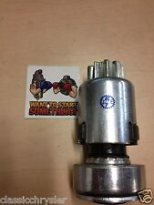 NEW Starter Drive for Massey Ferguson Tractor TO20 TO30 TO35 40 50 65  1035335
