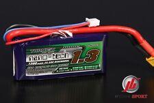 Turnigy Nano-tech 1300mAh 2S 7.4V 25-50C Batería Lipo