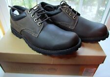 New NIB Mens Timberland Earthkeepers Brown Leather Oxford Shoes $130  FREE SHIP!