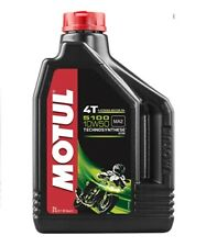 Huile MOTUL 5100 10W50 moto scooter quad Road 2 litres 4 temps Technosynthese