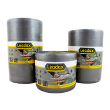 Cromar Leadax - Lead Free Flashing 6m Roll Various Widths available