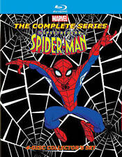 The Spectacular Spider-Man Spiderman Complete Series 1 & 2 ~ NEW 4-DISC BLU-RAY
