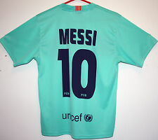 "Camisa Fc Barcelona 2010/2011 (Messi 10) Nike lejos S pequeño de 31"" - 33"" 10/11"