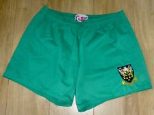 "Northampton Saints Rugby-NEUF-jamais portée-Classique Rugby Shorts-Drill-brodé - 38"""