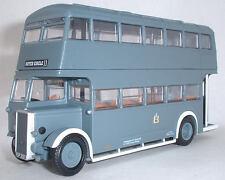 99206 EFE Daimler Utilitaire Double Jeu Bus Temps De Guerre Birmingham City 1:76