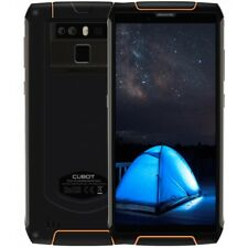 Cubot King Kong 3 64GB schwarz Android Smartphone 5,5Zoll 4GB RAM