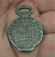 Keystone Watch Case Opener 1893 World Colombian Expo Chicago