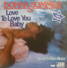 "7"" 1976 IN MINT- ! DONNA SUMMER : Love To Love You Baby"