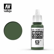 Pintura acrilica verde oliva oscuro acrylic paint Vallejo Model Color 70968