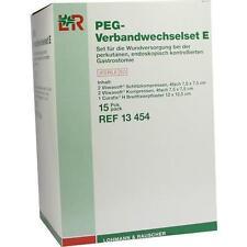 PEG Verbandwechsel Set E 15St PZN 647664