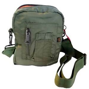Alpha Industries Crew Carry Bag 196924 Shoulder Belt Bag Nylon Stable strong new