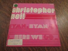 RARE 45 tours CHRISTOPHER NEIL hymn