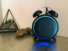 Alexa Echo Dot 3rd generazione Stand Supporto A FORMA DI OROLOGIO RETRO .