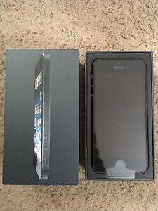 Apple iPhone 5 - 32GB - Black & Slate (Att) Smartphone