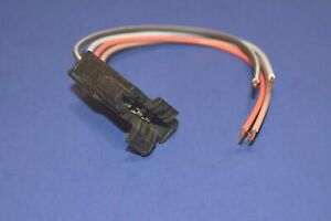 Blower Fan Speed Switch Connector Repair Harness Pigtail 1977 - 1994 Pontiac