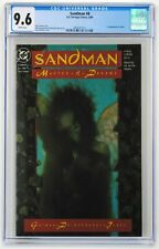 Sandman #8 CGC 9.6 White Pages! 1st appearance Death! Neil Gaiman