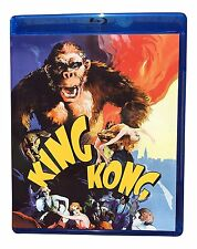 KING KONG (1933 Fay Wray) -  BLU RAY Region free - sealed