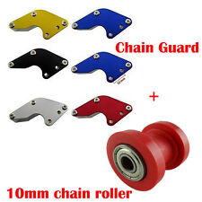 Chain Guard Guide 10mm Red Chain Roller Dirt Pit Bikes Atomik Thumpstar
