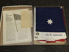 New listing New in Box Dettra Flag Bulldog Bennington 3x5 Flag