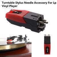Plattenspieler Phono Keramikpatrone mit Stylus für LP Vinyl Plattenspieler