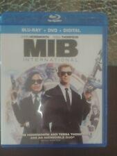 Men in Black: International (Blu-ray Disc,2019) - no digital no Sd disc(1 disc)