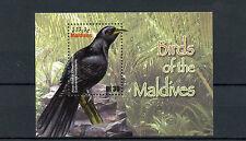 Maldives Maldive Islands 2010 MNH Birds of Maldives 1v S/S Koel Dhivehi Kovel