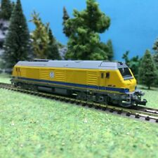 Locomotive BB 75019 TSO Ep VI-N 1/160-REE NW105