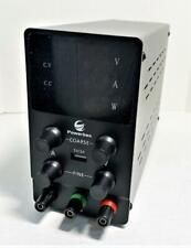 Powerbes Dc Power Supply Variable 30v 10a Adjustable Switching Regulated