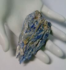 KYONITE BLADE Crystal CLUSTER Matrix 54.7g Rock Specimen Minas Gerais Brazil!